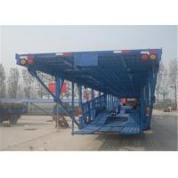 Buy cheap Hot Sale 2/3 Axles Car Carrier /Car Transport Semi Truck Trailer For Southeast Asia Market from wholesalers