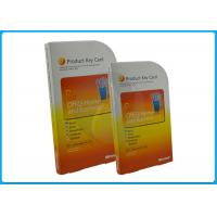 Buy cheap English Microsoft Office Professional 2010 / 2013 Product Key Plus Sticker Label from Wholesalers