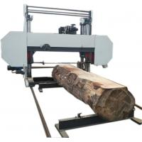 Buy cheap Large Timber Harvester Band Sawmill Wood Band Saw Mill Log Bandsaw Mill from wholesalers