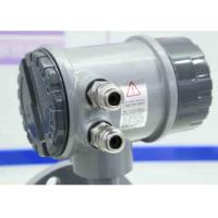 Buy cheap Pulse Output Wastewater Flow Meter 1-15 M / S Flow Velocity Range Rs485 Standard from wholesalers