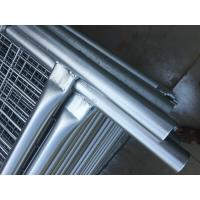 Buy cheap AS4687-2007 Temporary Fencing System Supply to Australia brisbane market Hot dipped galvanized 42 microns from Wholesalers