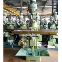 5440 RPM Spindle Speed Turret Taiwan Milling Machine 127mm Spindle Travel