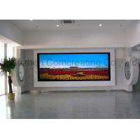 Buy cheap High refresh large advertising indoor P6 smd rgb full color led video display board screen 1/16 scan average 200W/㎡ from wholesalers