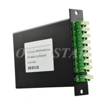 Buy cheap LGX Box CWDM Mux Demux Module from Wholesalers