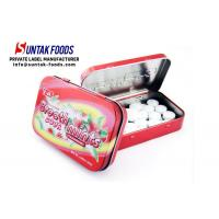 Buy cheap Private Label Mystifying Mints Sugarless Hard Candy Strawberry Flavor OEM from Wholesalers