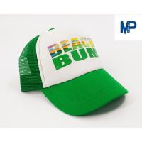 Quality Fashion Custom Dri Fit Fitted Baseball Caps , Mesh Personalized Baseball Hats For Girls And Boys wholesale