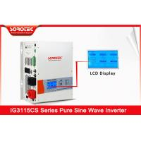 Buy cheap 12000W 230VAC Solar Power Inverters with LCD Display Full Automatical from wholesalers