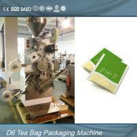 Quality High Precision Tea Bag Packing Bag For Cold Sealing Outer Envelop wholesale