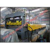 Buy cheap Customized Long Span Aluminium Roof Panel Roll Forming Machine with High Working Speed from wholesalers
