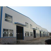 Buy cheap High Strength Bolt Prefabricated Steel Structure Building For Garage-For Hangar from wholesalers