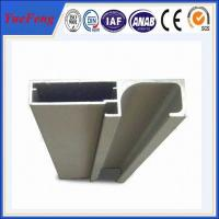 China Industrial power coating aluminum profiles,aluminium extrusion price per kg on sale