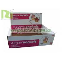 Buy cheap Pockets Cardboard Gift Box Customized Point Of Purchase Corrugated Carton Box ENCA017 from Wholesalers