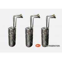 Buy cheap Titanium Tube Heat Exchanger , Coil Tubing Heat Exchanger For Seawater Heat Transfer from wholesalers