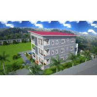 Buy cheap Prefabricated Apartment Buildings / Living Or Office Supply Buildings from Wholesalers