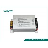 Buy cheap 12VDC 3A Access Control Power Supply , Switching Power Supply Aluminum Alloy from Wholesalers