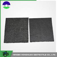 Buy cheap Excellent Tenacity PP Woven Geotextile Drainage Fabric Rapid Dewatering from Wholesalers