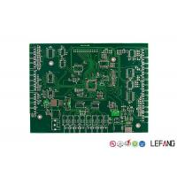 Buy cheap High Frequency Multilayer PCB Board 0.15mm Aperture For Communication System from wholesalers