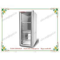 OP-124 Medical Laboratory Upright Glass Door Freezer , Hospital Lab Refrigerator
