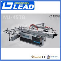 Buy cheap Precision sliding table saw machine MJ series / woodworking saw machine made in China from wholesalers