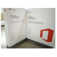 Buy cheap Genuine MS Office Professional 2016 Product Key , Microsoft Office 2016 Activation Code from Wholesalers