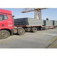 Buy cheap U Steel Material Commercial Truck Scales Strong Extensibility Concrete Pouring Synthetic from Wholesalers