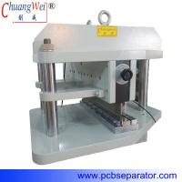 Buy cheap Rigid Thickness V CUT PCB Separator With Linear Blades For PCB / Aluminium from Wholesalers