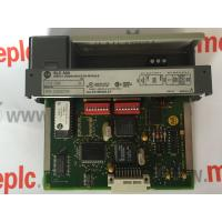 Buy cheap Allen Bradley Modules 1764-MM3RTC MICROLOGIX 1500 LRP 64K MEMORY MODULE  Fully furnished from Wholesalers