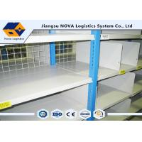 Quality Storage Industrial Medium Duty Shelving Long Span Racking With Powder Coated wholesale