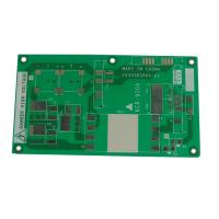 Buy cheap Power Amplifier Rigid PCB Circuit Board with 2 Layer 2.0mm Board Thickess from Wholesalers