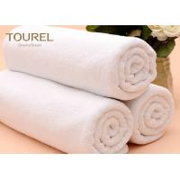 5 Star Luxury Hotel Hand Towels Customized Bath Towel With Logo