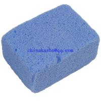 Buy cheap grey glass foam bbq grill cleaning pumice stone grill stone from wholesalers