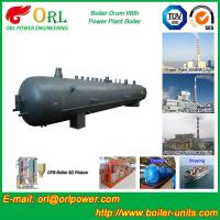 Buy cheap Cylindrical booster boiler mud drum ASME from wholesalers