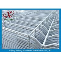 Buy cheap Easily Assembled,Eco Friendly   PVC coated  fence and  garden wire mesh fence from wholesalers