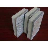 Buy cheap Thermal Insulated External Wall Insulation Boards with Polyurethane / Phenolic Aldehyde Panel from wholesalers