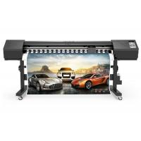 Quality Eco Solvent Canavs Printer machine 1.6m size with Epson DX7 Head wholesale
