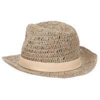 Buy cheap Women Hand Crochet Raffia Sun Hats For Summer from Wholesalers