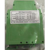 Buy cheap 0-10V to 0-10V current isolation splitter WAYJUN 3000VDC  one in two out signal converter green DIN35 CE approved from wholesalers
