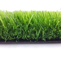 Buy cheap Residential Outdoor Artificial Turf No Mowing , Fertilizers Or Pesticides from wholesalers