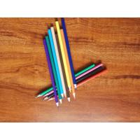 China Hot Sell 12 colors set 7 inch colored lead color pencil for drawing on sale