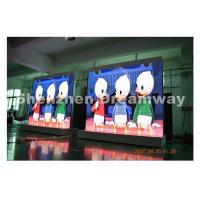 Quality Showroom Indoor Full Color LED Display of P 3 HD LED Video Live Broadcast wholesale