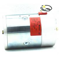 Buy cheap 2.2KW 24v Dc Electric Motor 2700 RPM Hydraulic CW Rotation For Forklift from Wholesalers