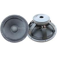 Buy cheap 450w 8Ohm selling Powered Pa Speakers 18 Inch Midbass Loudspeakers from Wholesalers