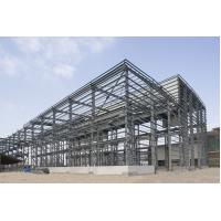 Buy cheap Affordable Pre-engineering Industrial Steel Buildings Fabrication For Export from Wholesalers