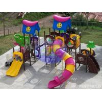 Buy cheap Precision Plastic Rotational Moulding For Kids Outdoor Playground Equipments from wholesalers