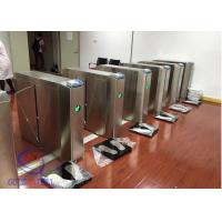 Buy cheap Intelligent Waist Height ESD Turnstile Competitive Price Automatic Barrier Gate from wholesalers