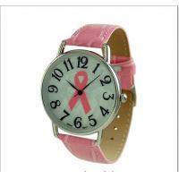 Buy cheap Watches, Pink Ribbon Watches from Wholesalers