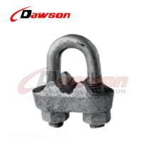 Buy cheap BS462 Hot Dip Galv. Malleable Wire Rope Clips from Wholesalers