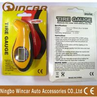 Buy cheap 12V 150psi Pressure Digital Tire Pressure Guage Precision With Customized Logo from wholesalers