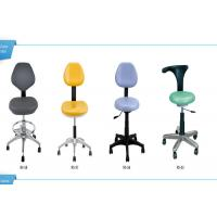 Buy cheap Colorful Leather Ergonomic Dental Stool For Dentist Doctor Operation CE from Wholesalers