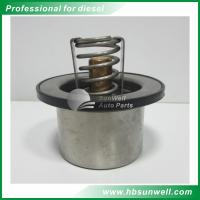 Buy cheap Dongfeng  Cummins M11 diesel engines parts thermostat 4973373 from wholesalers